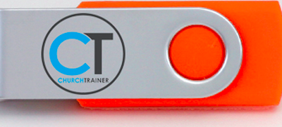 Orange USB
