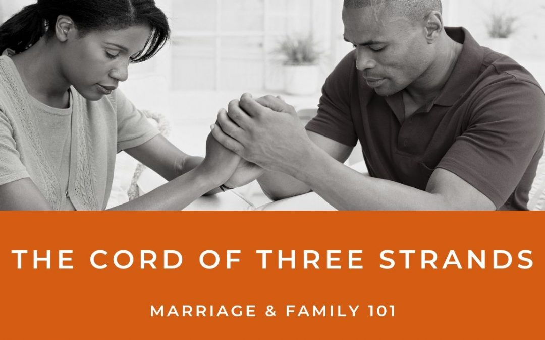 Lesson 7- The Cord of Three Strands (Rent)