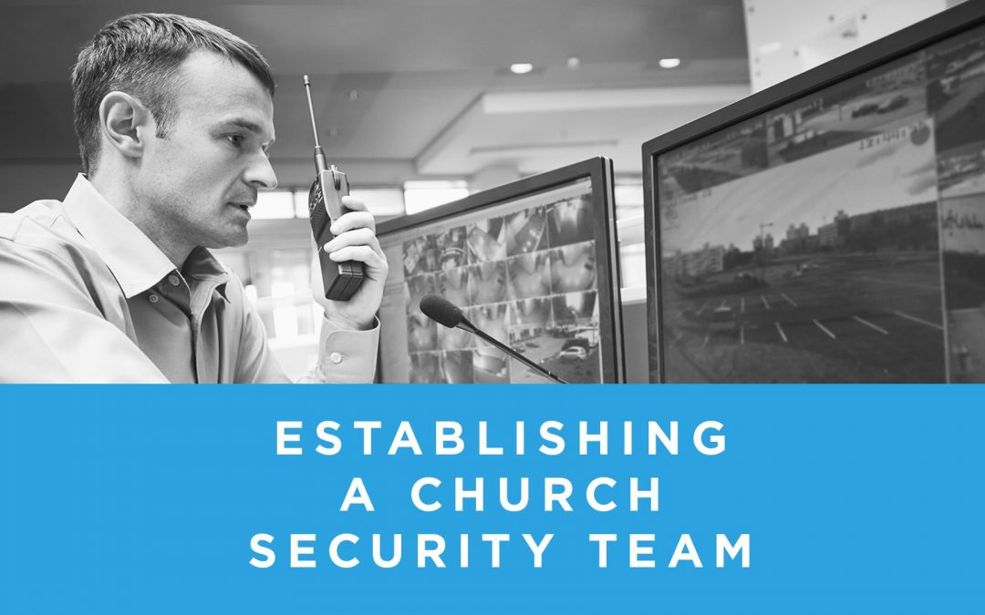 Establishing a Church Security Team (Rent)