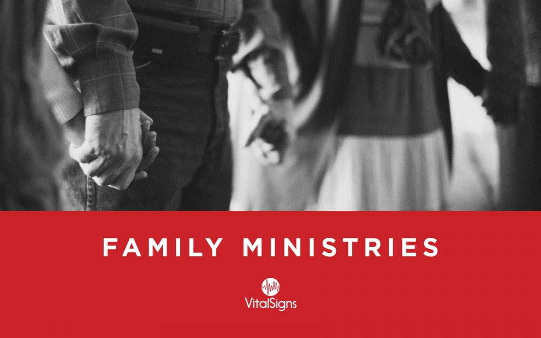 Lesson 2 – Family Ministries (Unlimited)