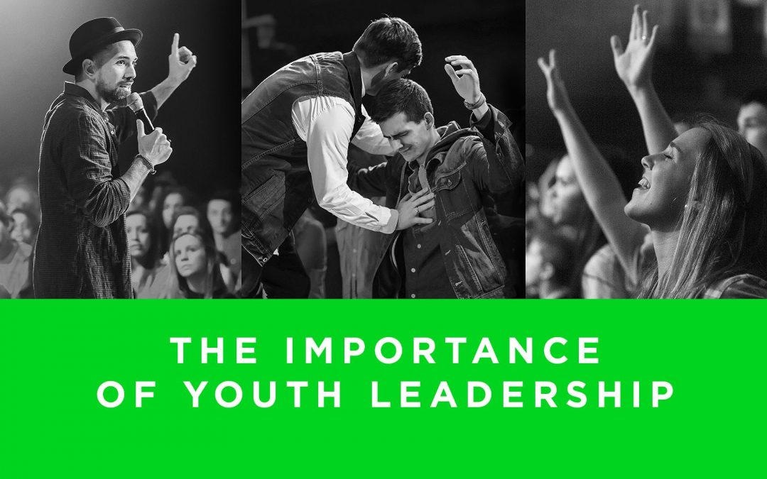 Lesson 3- The Importance of Youth Leadership (Rent)