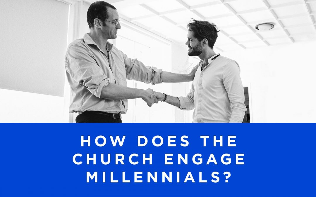 Lesson 4- How Does the Church Engage Millennials (Rent)