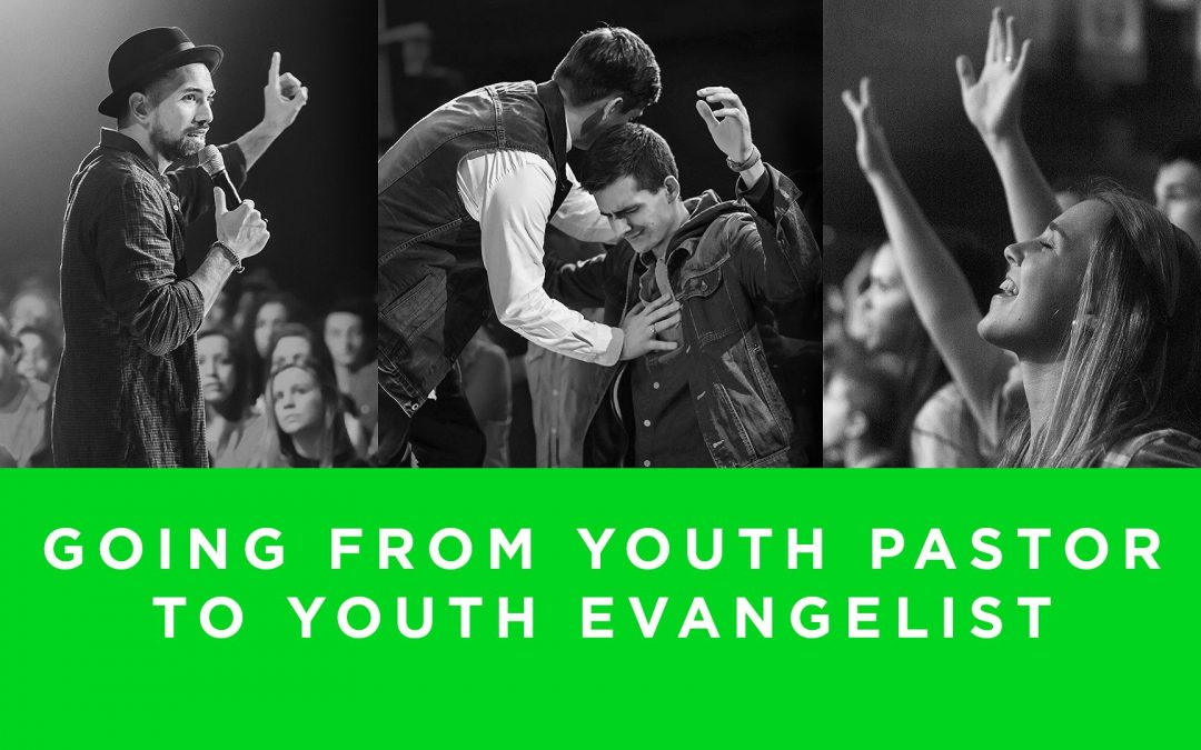Lesson 6- Going From Youth Pastor to Youth Evangelist (Rent)