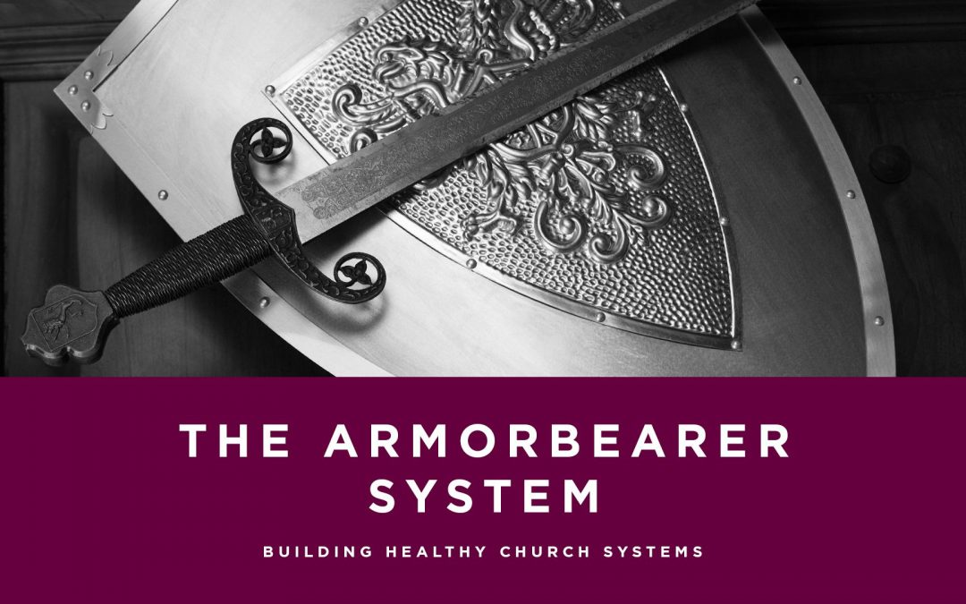 Lesson 5- The Armorbearer System (Rent)